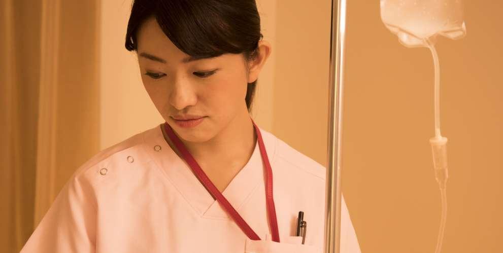 看護師 夜勤 二交代制