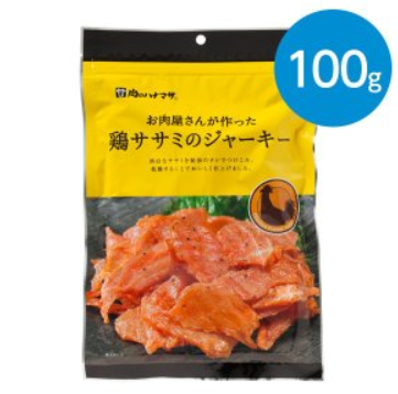 肉のハナマサ チキンジャーキー