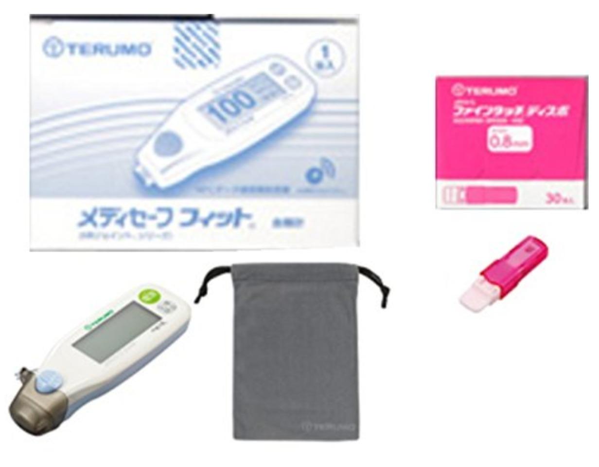 テルモ血糖測定器