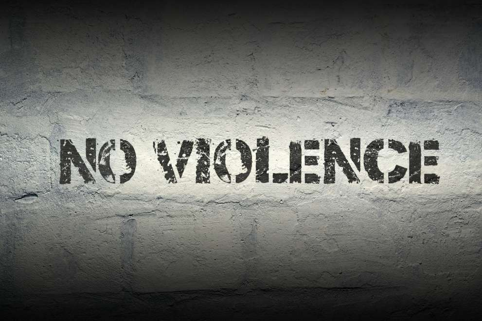 患者からの暴力 労災