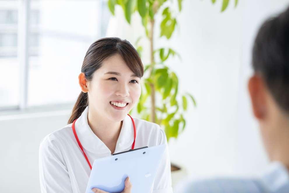 検診センターの看護師