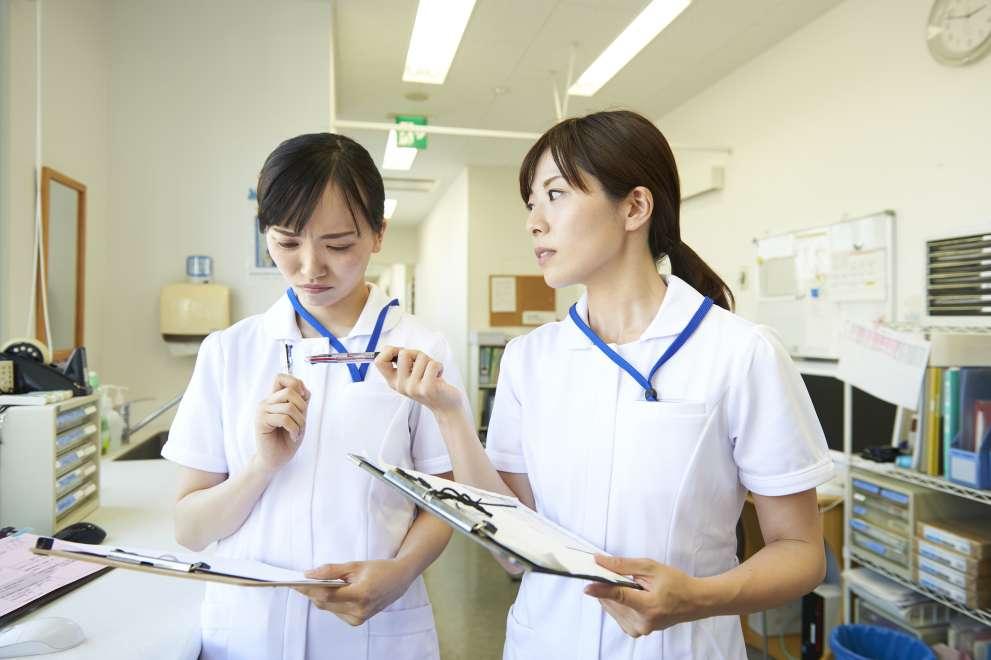 性格悪い看護師
