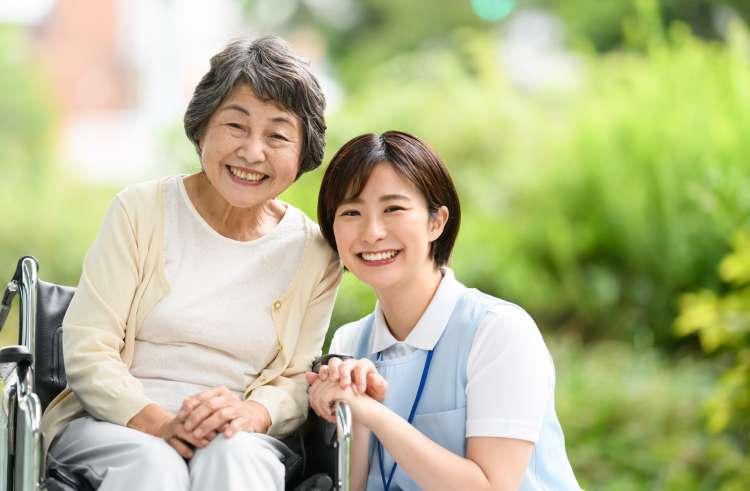 看護の写真