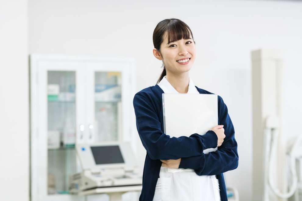 看護師の写真