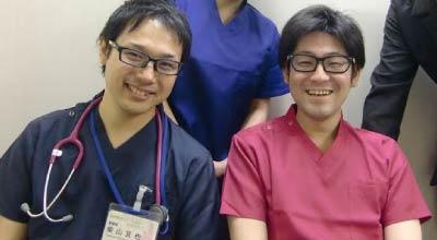 ふたりの訪問看護師